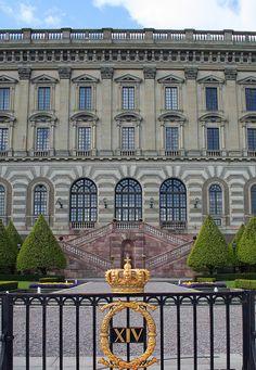 The Royal Palace, Stockholm - Sweden
