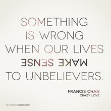 #RelentlessGod - Something is Wrong