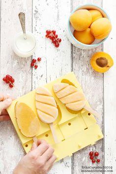 La tana del coniglio: Smoothie gelato alle albicocche e latte di mandorla