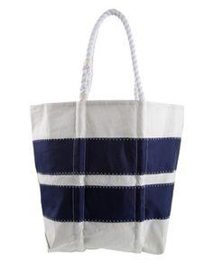 Sea Bags tote: present to myself when I start my first teaching job