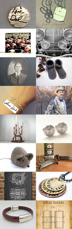 For Dad by Carla on Etsy--Pinned+with+TreasuryPin.com
