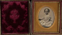 POSTER Young Girl Unknown artist 1855 Print ca. Process daguerreotype s 1984.019 | eBay
