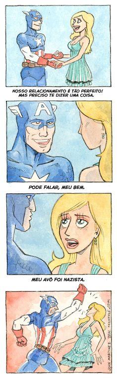 Satirinhas - Quadrinhos, tirinhas, curiosidades e muito mais! - Part 90