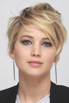 Hairstyle short hair Round face for Short hair semi-long hairstyles Long hair short hair Round face, 2017 for Short hair semi-long hairstyles Long hair | Delightful to my persona...