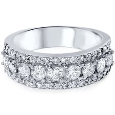 Hey, I found this really awesome Etsy listing at https://www.etsy.com/listing/176471980/210ct-diamond-wedding-ring-white-gold
