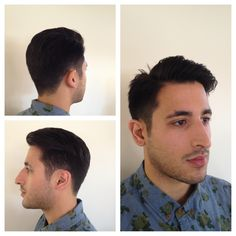 ... about Jims Combos on Pinterest Barbers, Pompadour and Combover