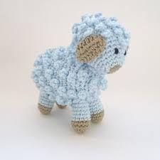 Resultado de imagem para Little Crochet Lamb