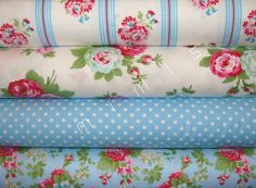 Tanya Whelan Fabric /  DELILAH /  4 Half Yards /  Fabric by mimis, $18.99