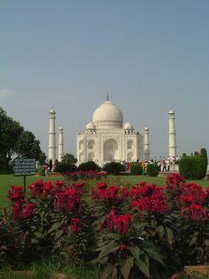 Taj Mahal, Agra, India. #tajmahal