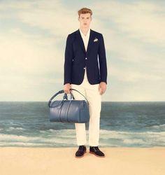 Louis Vuitton Pre-Spring 2012 Collection #topmensfashion #menstrends