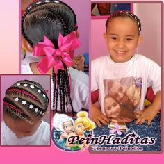 #Trenzasypeinados #MedellinColombia #Barriosalvador #Peinhaditas Hairstyle, Hair Ideas, Fashion, Braided Updo, Child Hairstyles, Saddle Pads, Hair Job, Moda, Hair Style