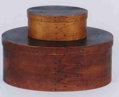 early shaker boxes