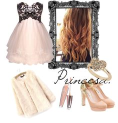 """""""7rincess"""" by marsf96 on Polyvore"""