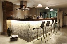 Beautiful kitchen lighting