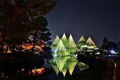 【外国人に人気】日本の観光スポット2016 兼六園 (石川県金沢市)