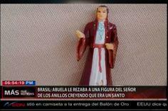 En Brasil Una Abuelita Le Rezaba A Una Figura De El Señor De Los Anillos Creyendo Que Era Un Santo