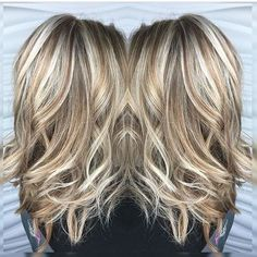 blonde highlights and lowlights - Google Search: by elma