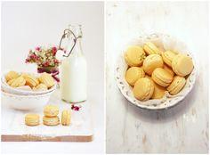 Food and Cook by trotamundos » MACARONS con Buttercream de Vainilla