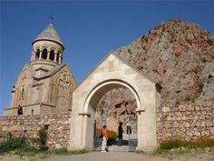 The Armenian Momik monastry