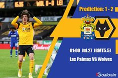 Las Palmas VS Wolves