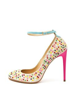 Way out of my budget, but a girl can dream Aquazzura - Shoes - 2013 Spring-Summer Stilettos, Stiletto Heels, Pumps, Zapatos Shoes, Shoes Heels, Flats, Crazy Shoes, Me Too Shoes, Fancy Shoes