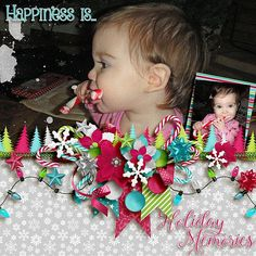 Layout using {Merry Everything} Digital Scrapbook Kit by Jennifer Labre Designs available at Pickleberrypop https://www.pickleberrypop.com/shop/product.php?productid=41473&page=1 #jenniferlabredesigns