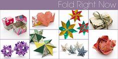 Origami Diagrams by Maria Sinayskaya | Go Origami!