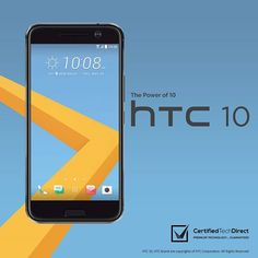 Get awesome selfies and stunning portraits with the HTC 10. Now available at CertifiedTechDirect. Click our bio link and order today.