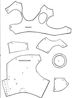 This is the template I used for my Iron Man Gauntlet - but this guy's work is brilliant all around Iron Man Helmet, Iron Man Suit, Iron Man Armor, Iron Man Cosplay, Cosplay Armor, Cosplay Diy, Cool Costumes, Cosplay Costumes, Iron Heart Marvel