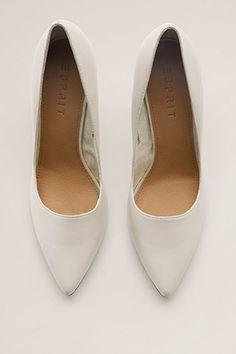 Esprit / Escarpins tendance en cuir