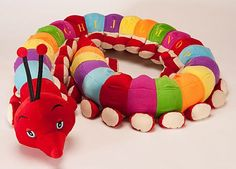 Cocoon Kids Colin the Caterpillar: 200cm