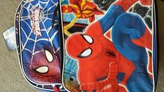 Marvel Ultimate Spider man backpack. #Marvel #Ultimate #Spider #backpack