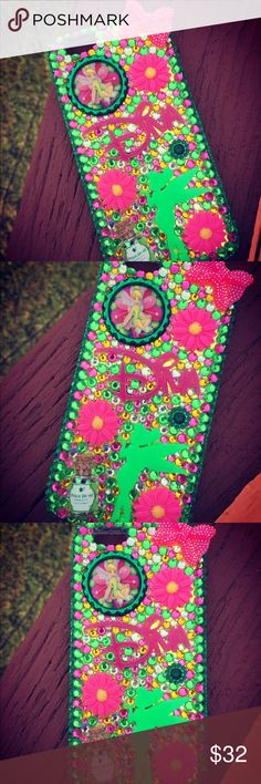 iPhone 6/6s Case This case fits an iPhone 6/6s. Cheaper on my etsy shop, only $25! www.BedazzledBliss33.etsy.com better pics on etsy! Accessories Phone Cases