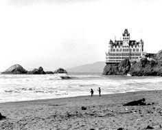 Cliff House, San Francisco, 1903
