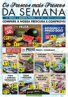 Antevisão Folheto PINGO DOCE Frescos promoções de 16 a 18 agosto - http://parapoupar.com/antevisao-folheto-pingo-doce-frescos-promocoes-de-16-a-18-agosto/