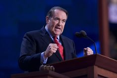 Huckabee Makes Ridiculously False Claim About Volcano, Climate Change