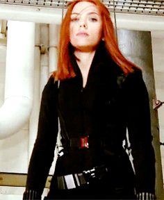 •                  spoilers Marvel black widow scarlett johansson beauty queen The Winter Soldier plus1k i can't with her not even a gif maker i'm melting away             theycallmekirk  •