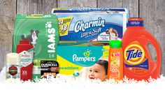 FREE $10 Visa Card by Mail with $30 Purchase of P&G Products at Shopko