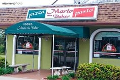 Grew up on the Pizza & Garlic Rolls at Mario the Baker in North Miami, Florida