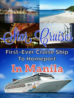 Star Cruises Announces First-Ever Cruise Ship to Homeport in Manila