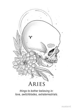 Aries - Shitty Horoscopes Book XII: Obituaries by musterni