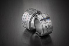 Ring Clock - The Ring that gives you Time
