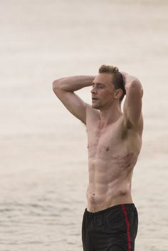 Tom Hiddleston Looks So Good Shirtless, It Will Almost Make You Uncomfortable