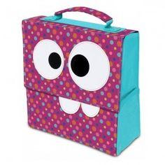 Sac à dos maternelle rigolo - Quenotte - Petits Pois - Un sac rose coloré et design pour petite fille Les Skewies