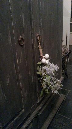 Kerst deurhanger