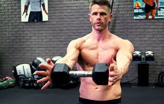 Change the way you hold your dumbbell and the results will shock you