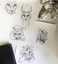 Piercing tattoo, line art tattoos, bff tattoos, hair tattoos, body art Bff Tattoos, Girly Tattoos, Hipster Tattoo, Line Art Tattoos, Neue Tattoos, Body Art Tattoos, Hair Tattoos, Geometric Tattoo Pattern, Geometric Tattoo Animal