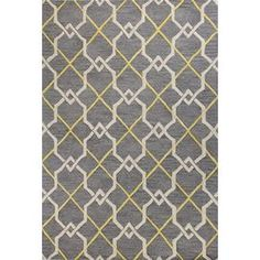 Rajapur Gray Area Rug