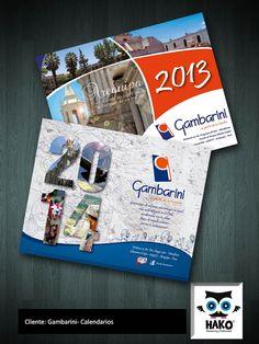 Gambarini - Calendarios