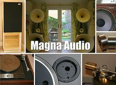 Magna Audio - Hifi products and Services